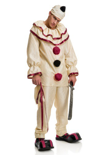 Evil Clown Pennywise Costume 60 And 60 It Isleofhalloween Custom Pennywise Costume Pattern