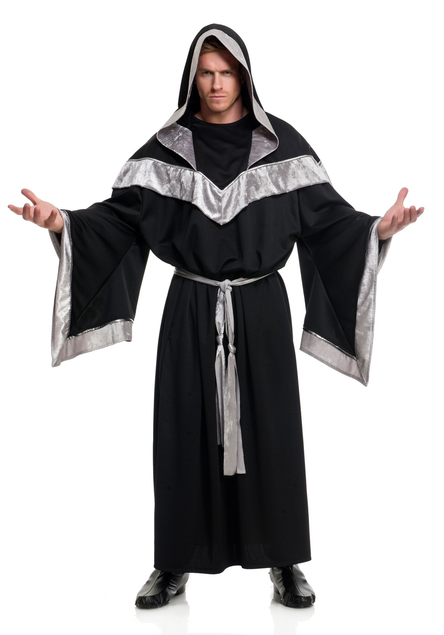Mens Evil Sorcerer Costume  sc 1 st  Halloween Costumes : evil halloween costume  - Germanpascual.Com