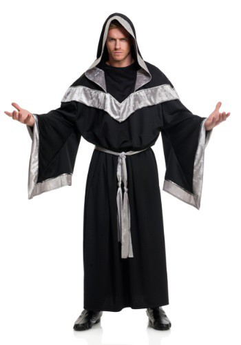 Men's Evil Sorcerer Costume By: Charades for the 2015 Costume season.