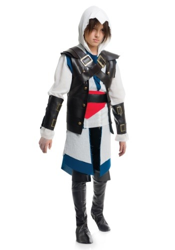 Click Here to buy Boys Deadly Pirate Costume from HalloweenCostumes, USA Funds & Shipping