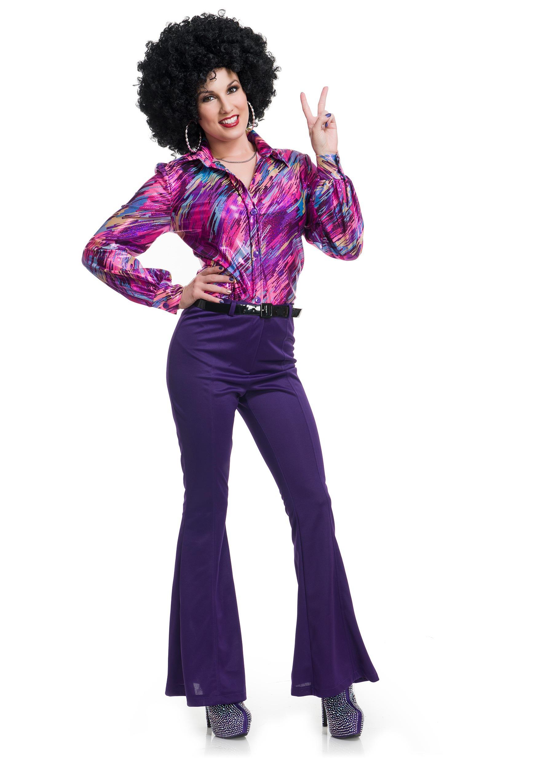 Disco clothes for women