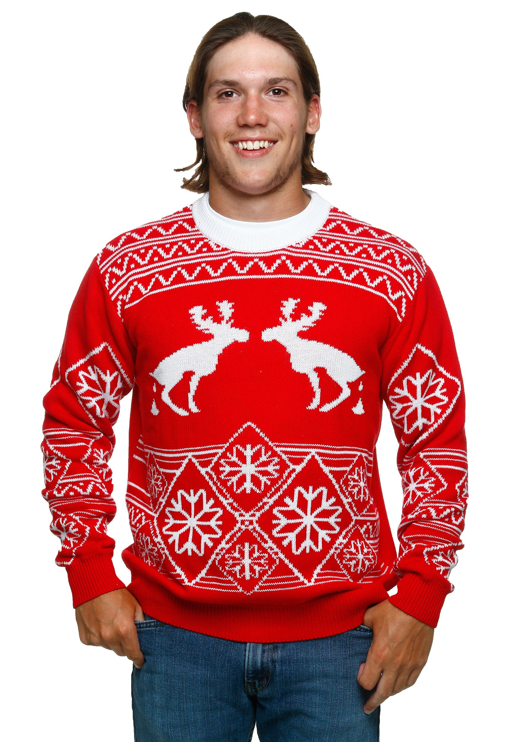Images of ugly christmas sweaters