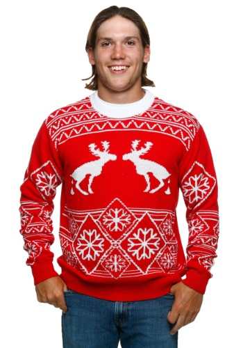 Pooping Moose Ugly Christmas Sweater By: FunQi for the 2015 Costume season.