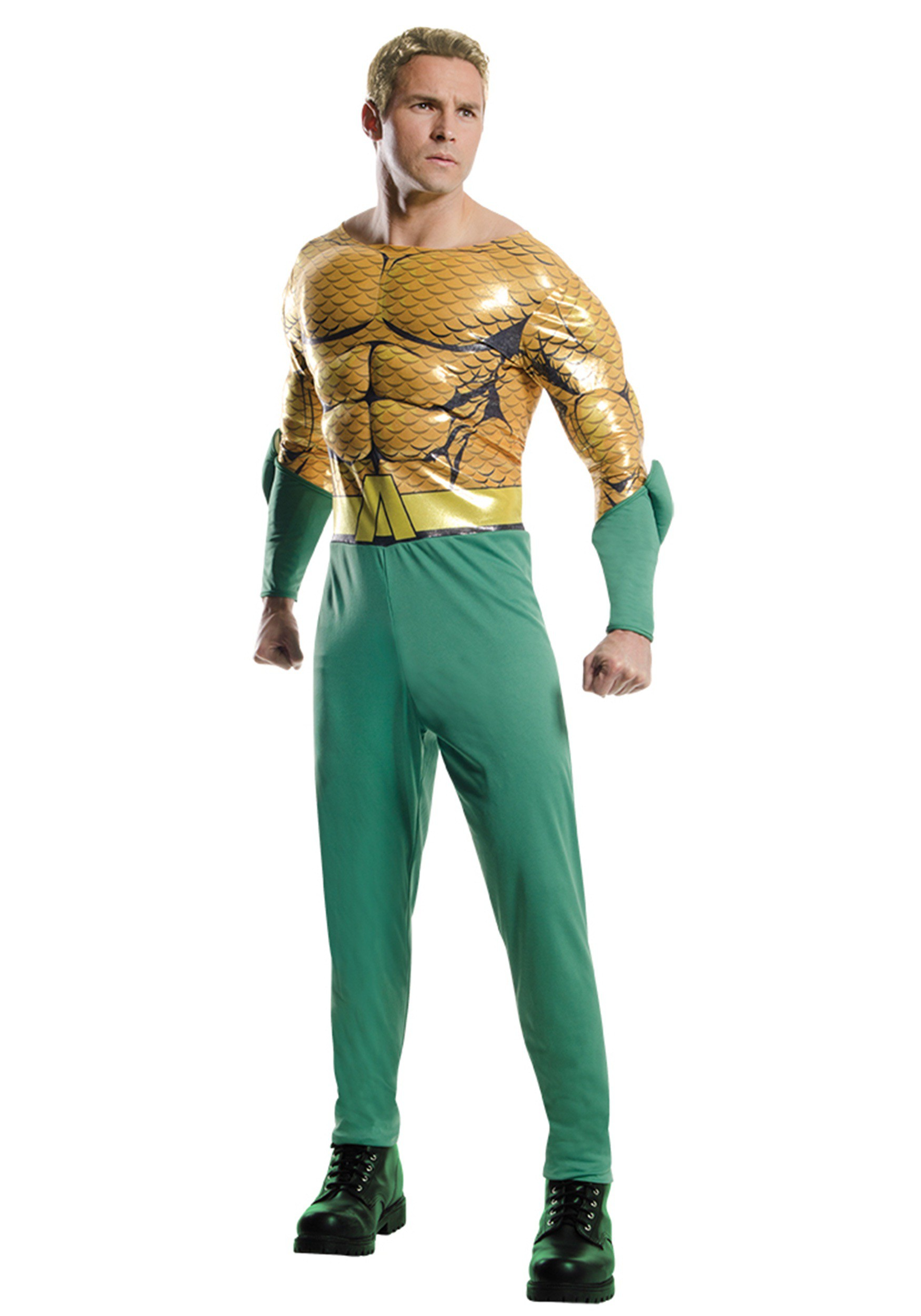 Men's Aquaman Costume RU810787