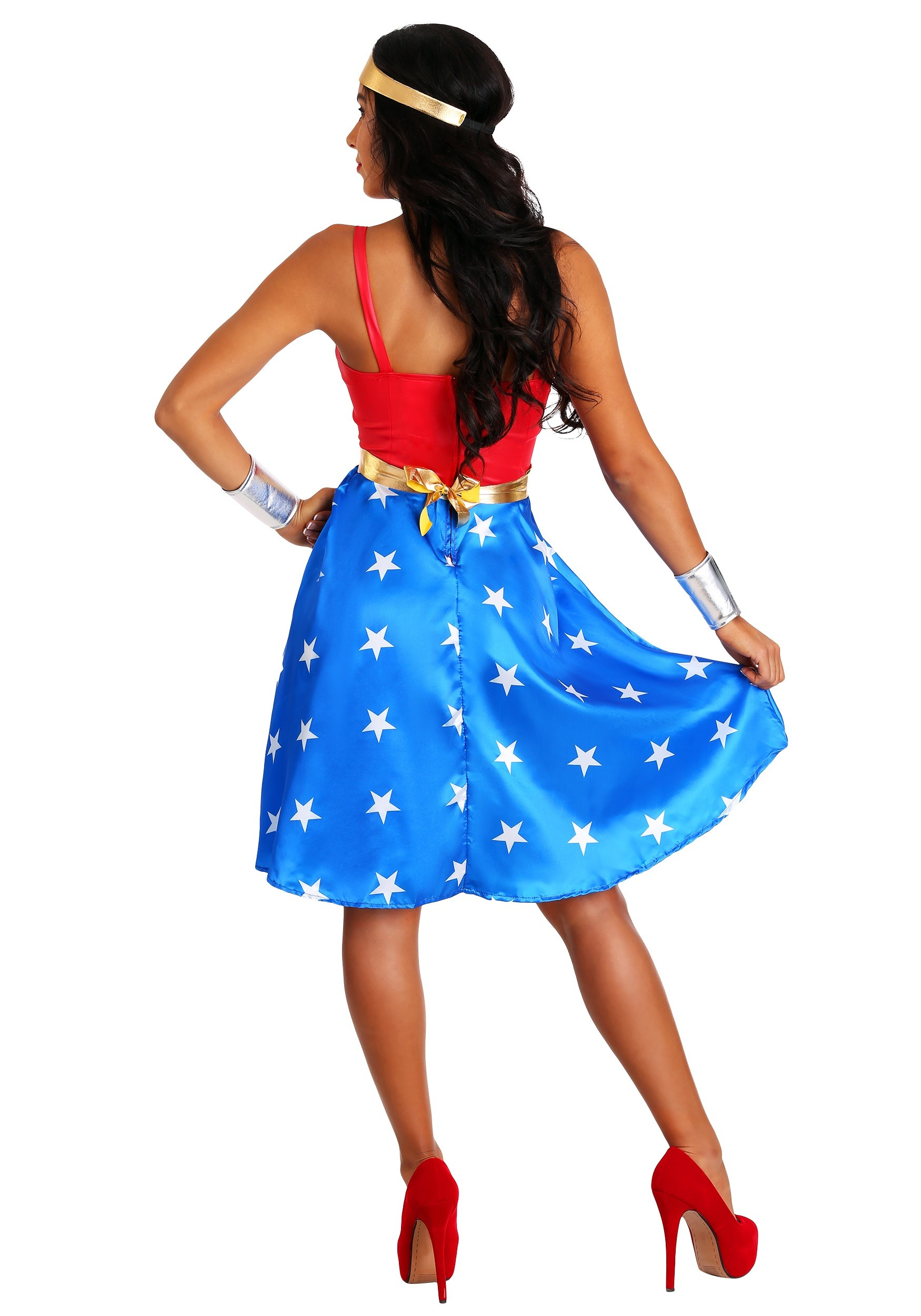 Where to buy wonder woman costume-5365