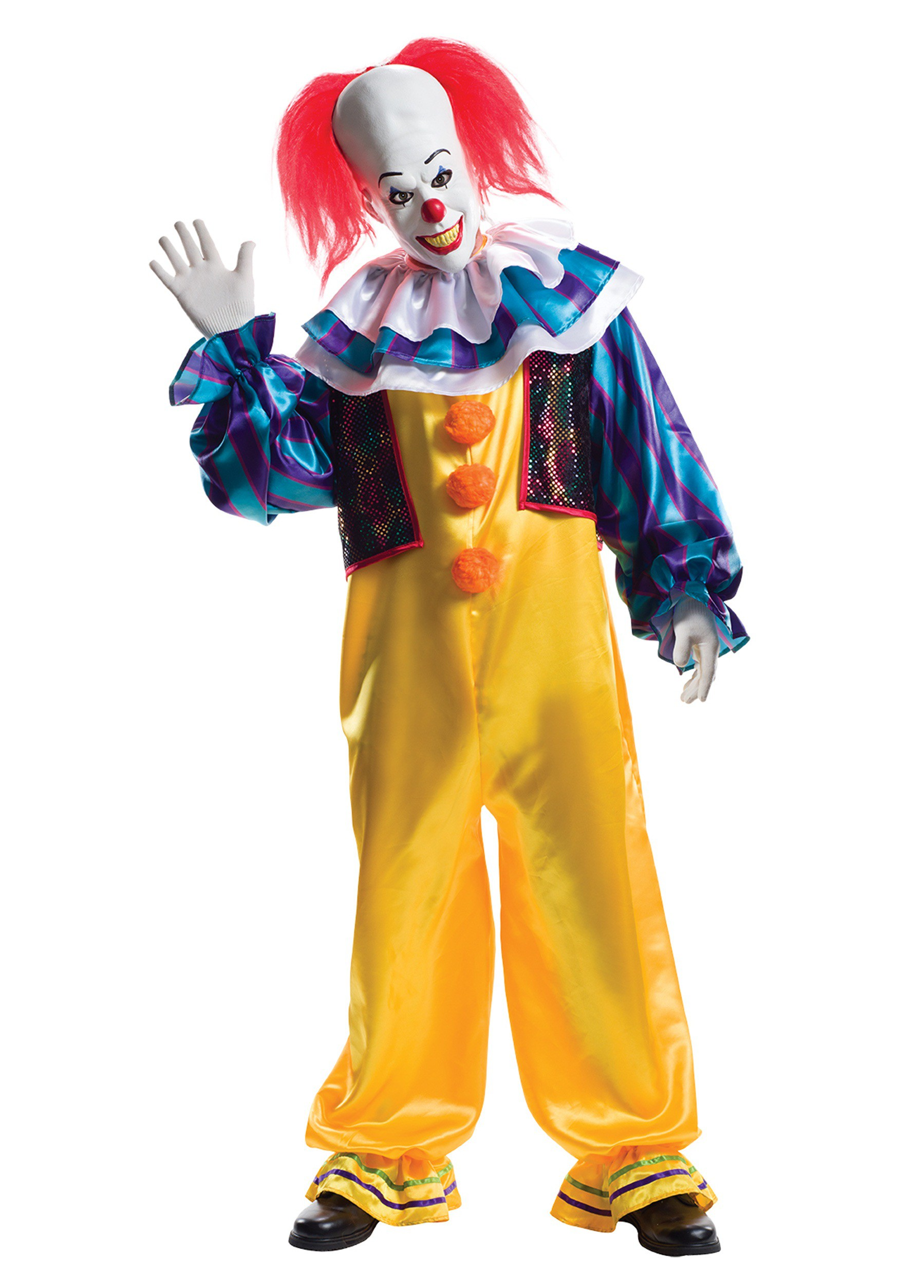 Pennywise The Clown Costumes - HalloweenCostumes.com