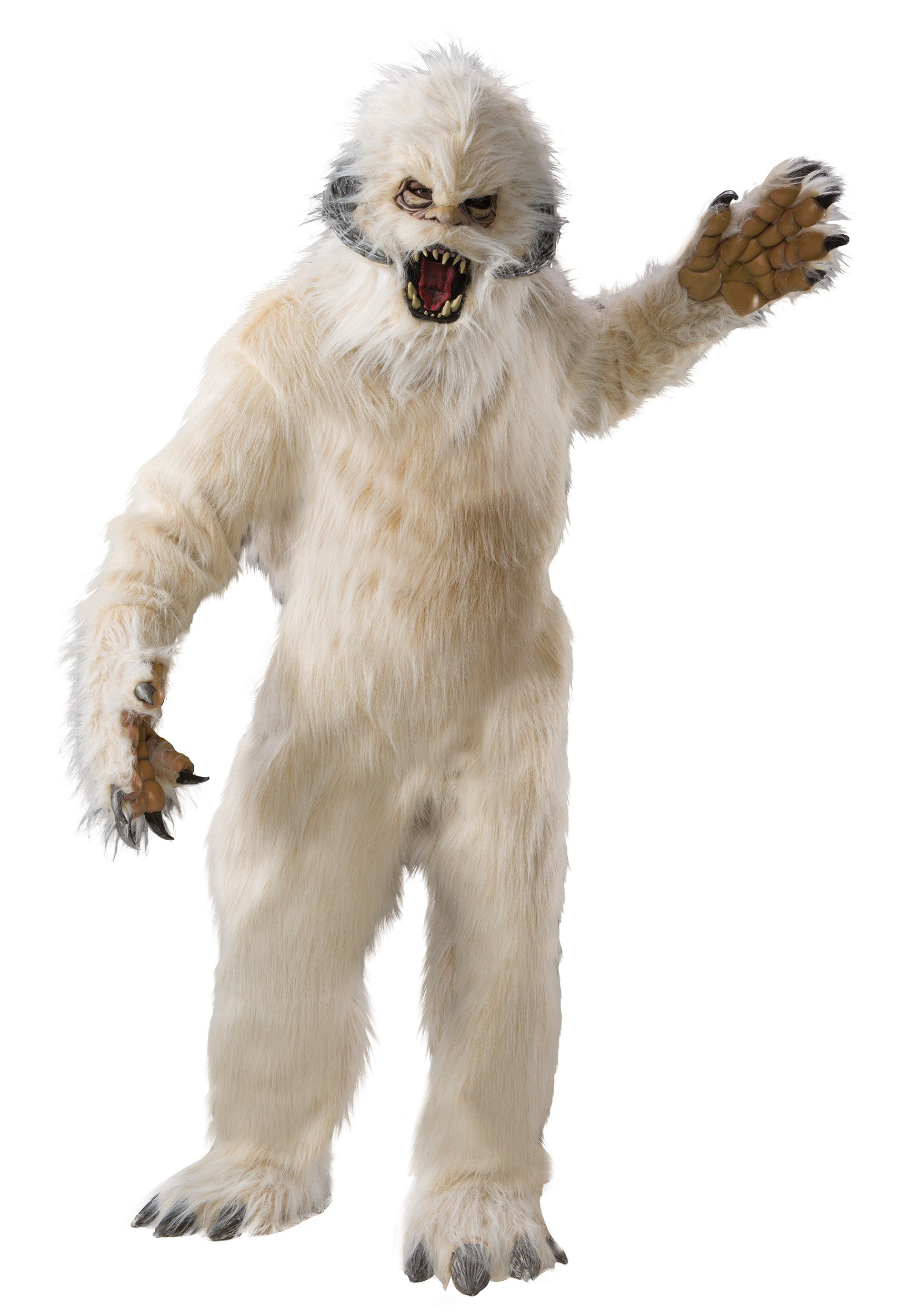 Adult Authentic Wampa Costume RU810825