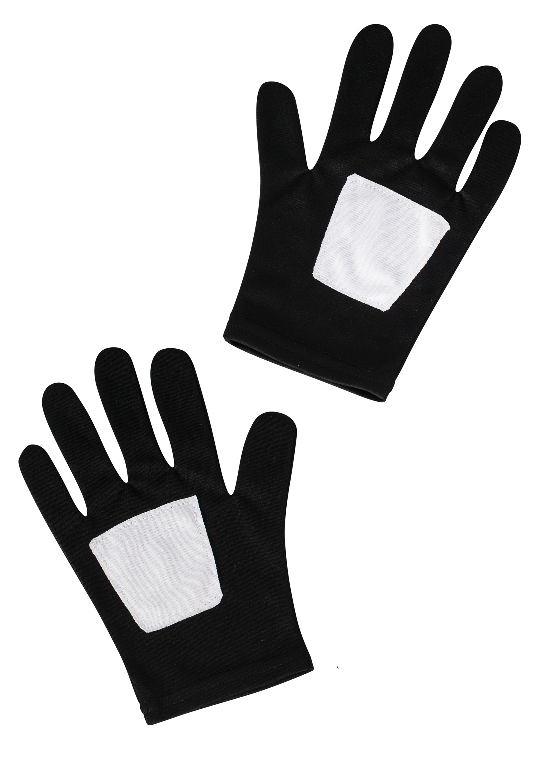 Child Black Spider-Man Gloves RU35632
