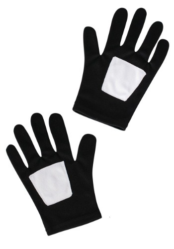 Click Here to buy Kids Black Spider-Man Gloves from HalloweenCostumes, CDN Funds