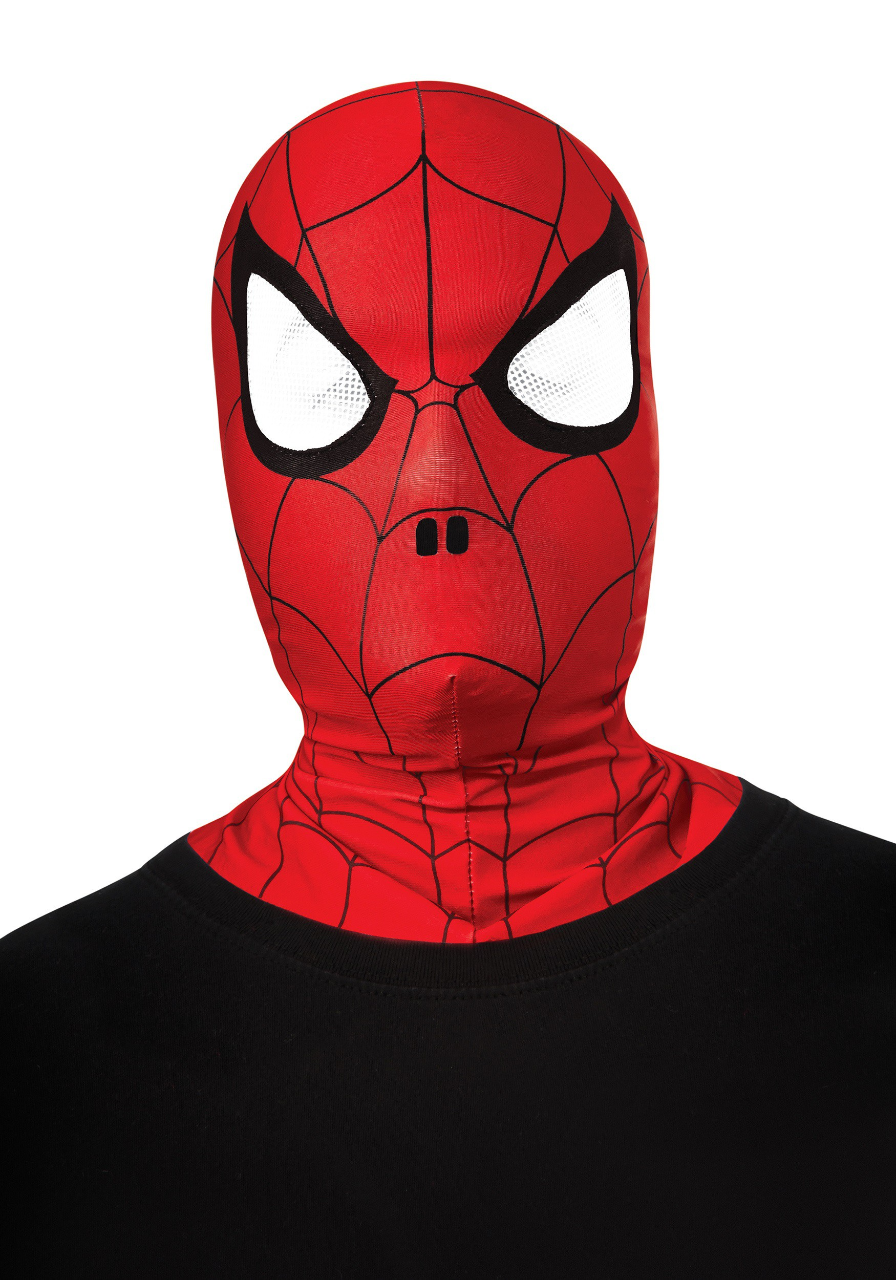 Child Overhead Spider-Man Mask RU35635