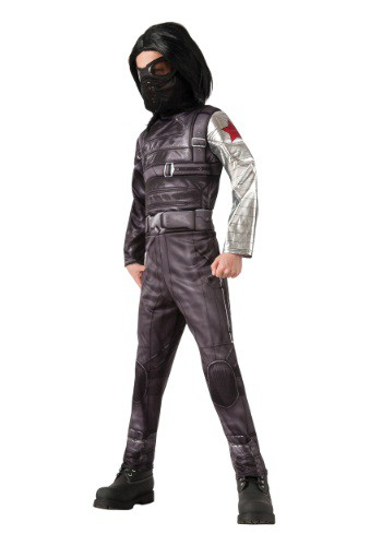 Child Deluxe Winter Soldier Costume By: Rubies Costume Co. Inc for the 2015 Costume season.