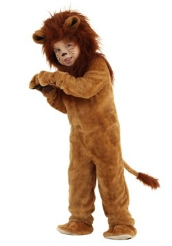 Toddler Deluxe Lion Costume upd