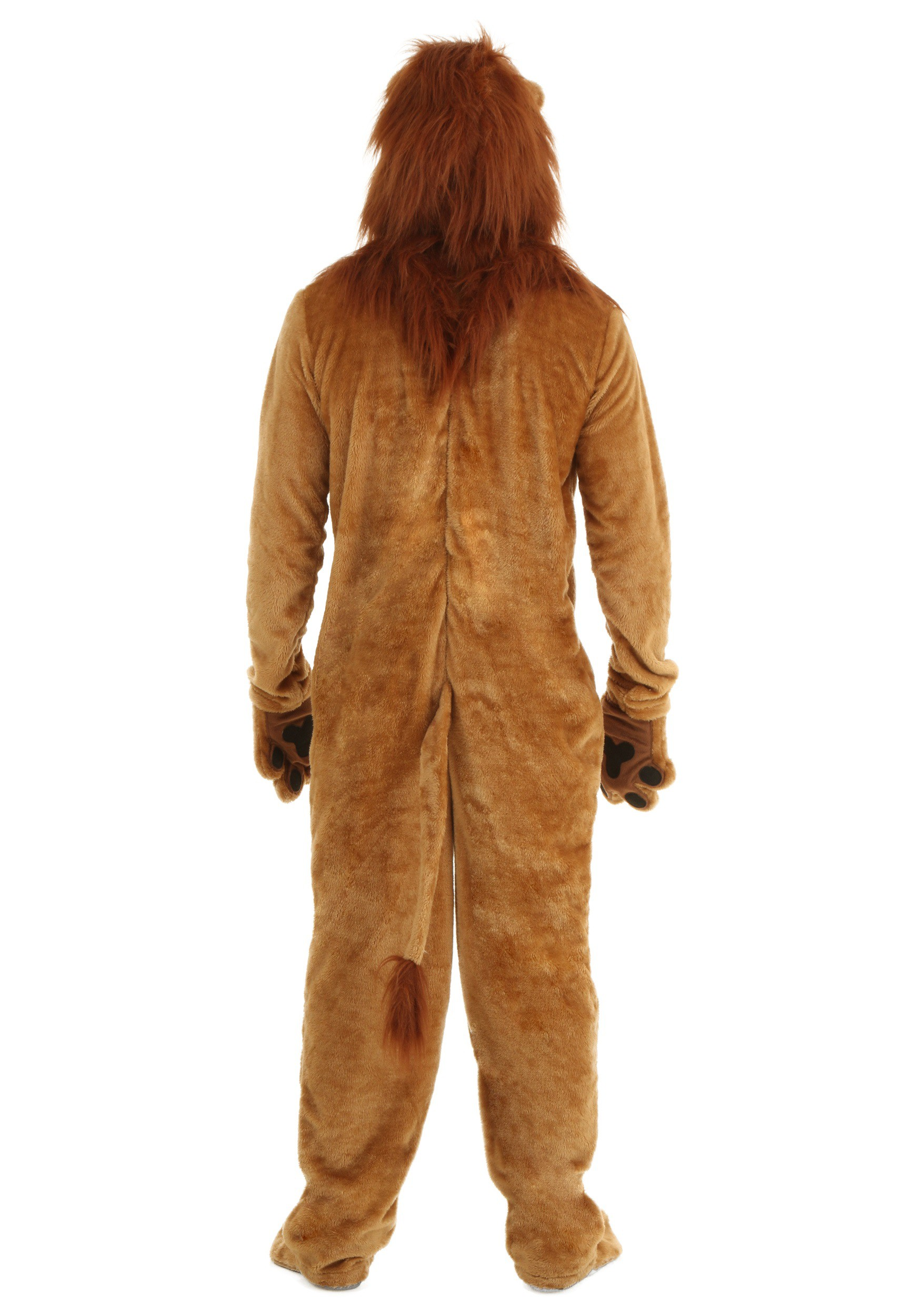 Adult Lion Costume 8