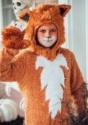 Kids Red Fox Costume Alt 3