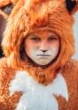 Kids Red Fox Costume Alt 4