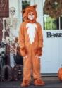 Kids Red Fox Costume Alt 2
