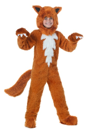 Child Fox Costume
