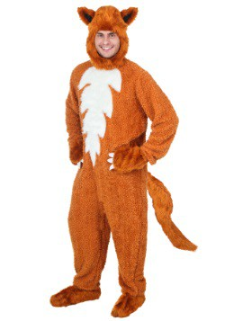 Plus Size Fox Costume