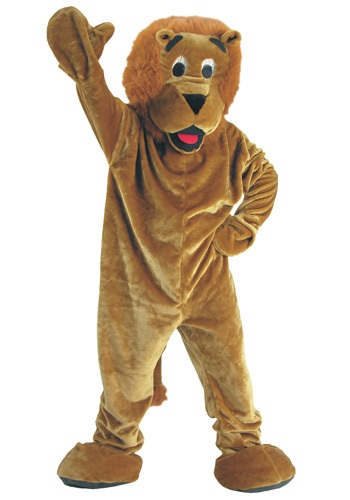 Click Here to buy Mascot Lion Costume from HalloweenCostumes, CDN Funds