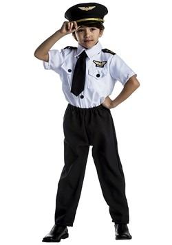 Kids Pilot Costume