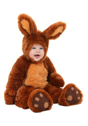 nfant Brown Bunny Costume