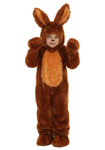 Brown Bunny Costume for Toddlers