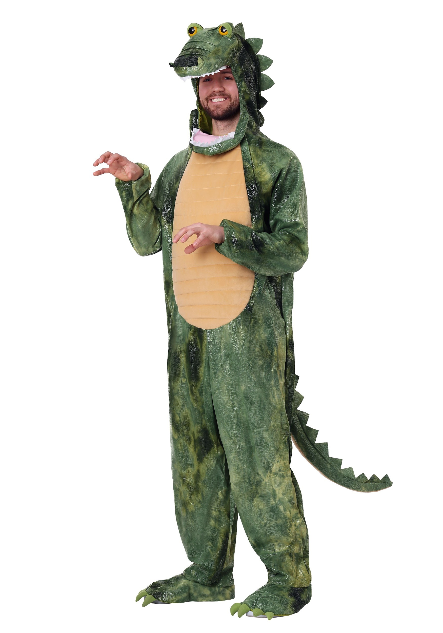 Adult Alligator Costume 53