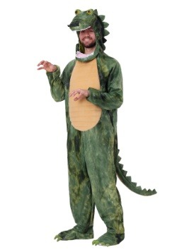 Adult Alligator Costume3