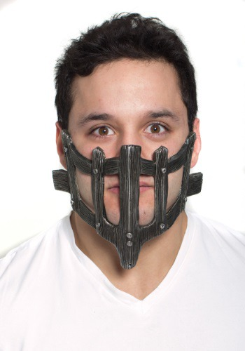 Fury in the Future Face Guard By: H.M. Smallwares for the 2015 Costume season.
