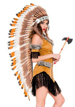 Native American Tribe Headdress