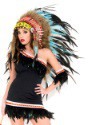 Turquoise-Native-American-Headdress