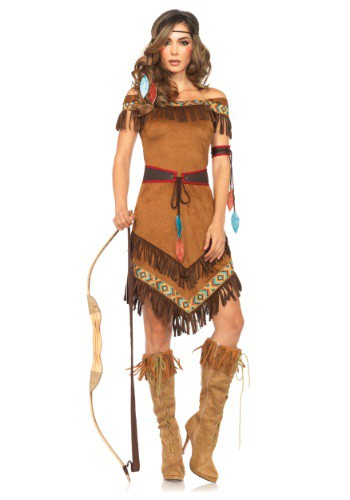 Native Princess Costume By: Leg Avenue for the 2015 Costume season.