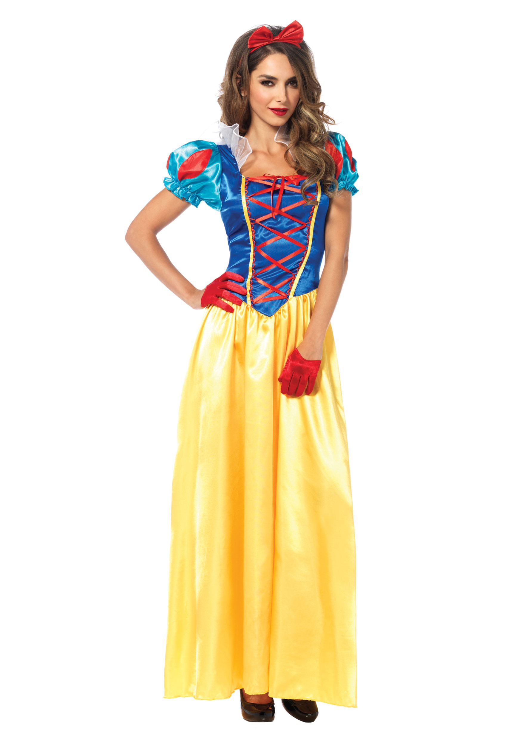 Snow White Costumes - HalloweenCostumes.com