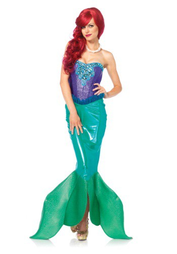 Women's Deep Sea Siren Costume