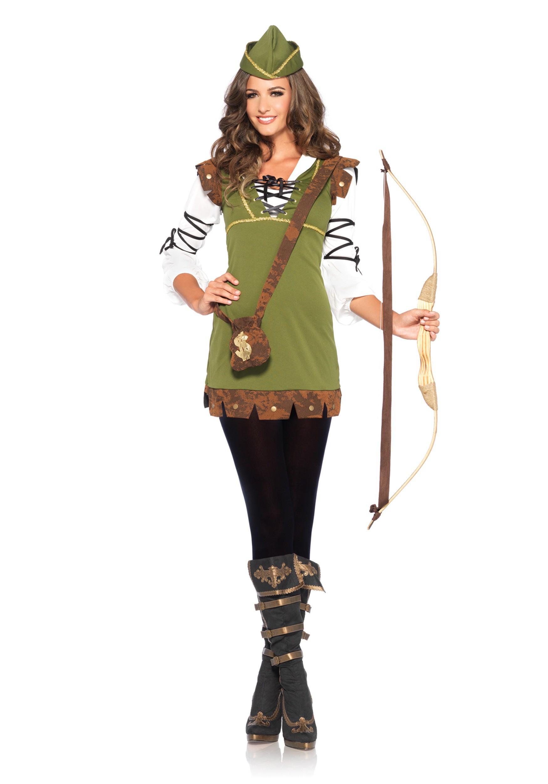 Robin costume women