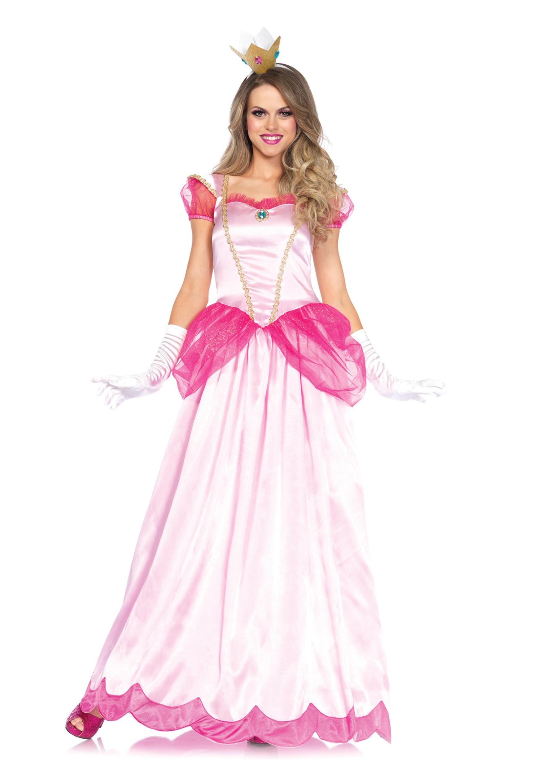 Women 39 s classic pink princess costume - Costume princesse disney adulte ...