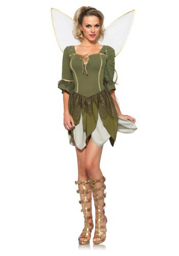 Click Here to buy Womens Rebel Tink Costume from HalloweenCostumes, CDN Funds