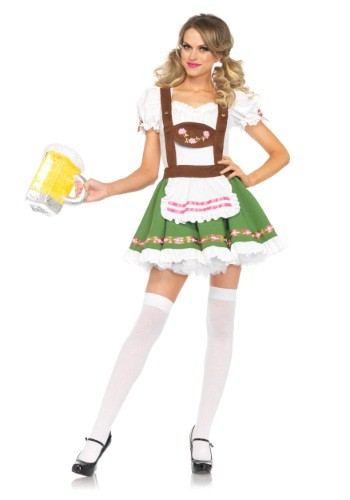 Women's Beer Garden Darling Costume By: Leg Avenue for the 2015 Costume season.