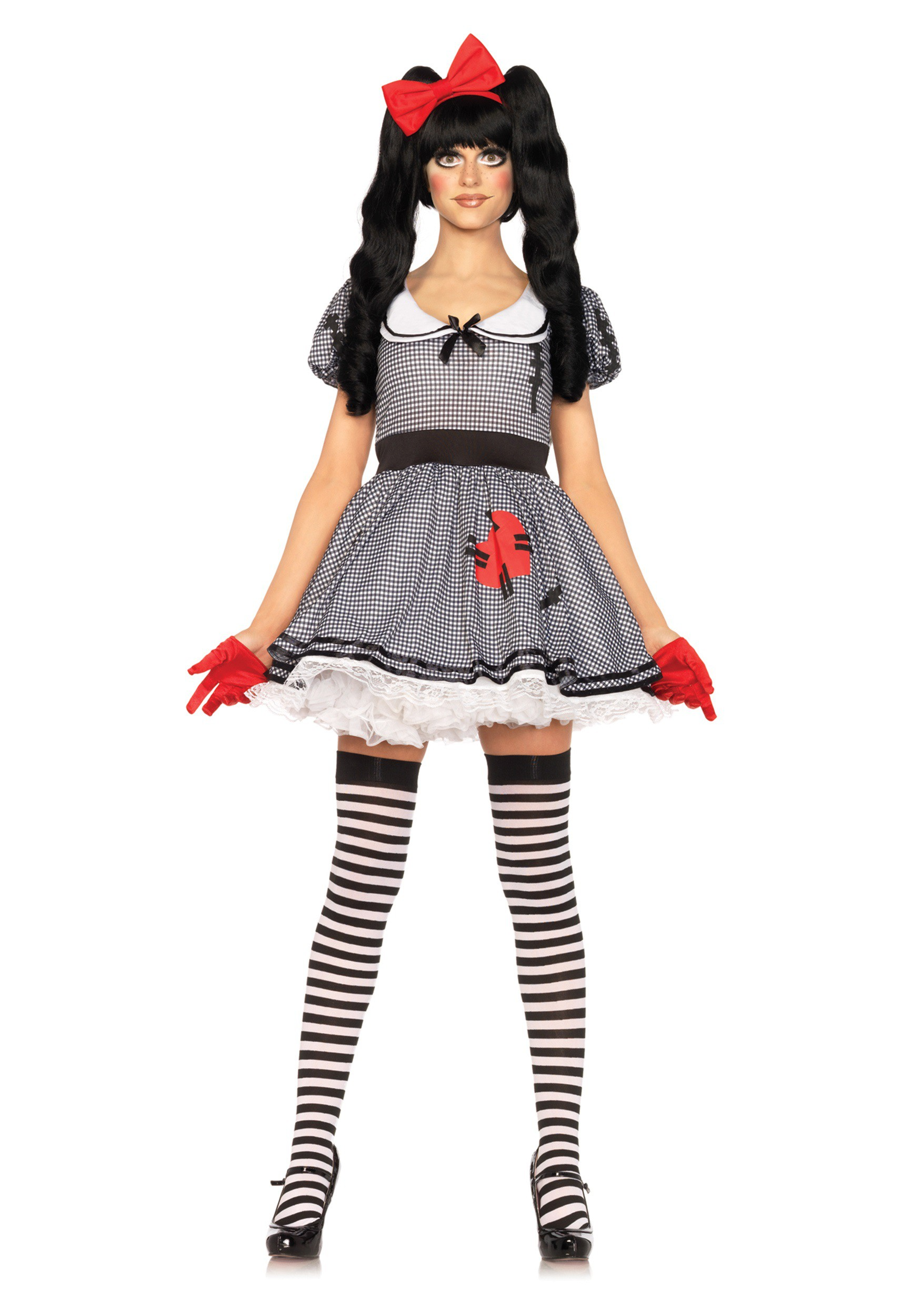 porcelain doll costumes - halloweencostumes