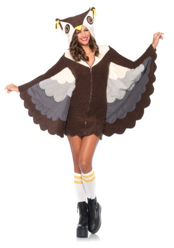 Cozy Owl Costume By: Leg Avenue for the 2015 Costume season.