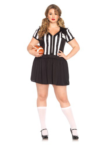 Plus Size Halftime Hottie Costume By: Leg Avenue for the 2015 Costume season.