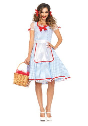 Click Here to buy Womens Kansas Sweetie Costume from HalloweenCostumes, CDN Funds