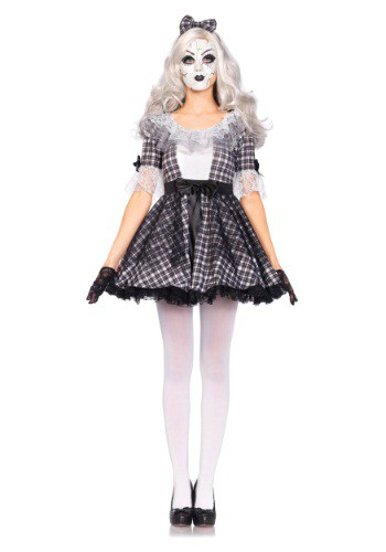 Pretty Porcelain Doll Costume