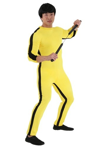 Men's Bruce Lee Costume