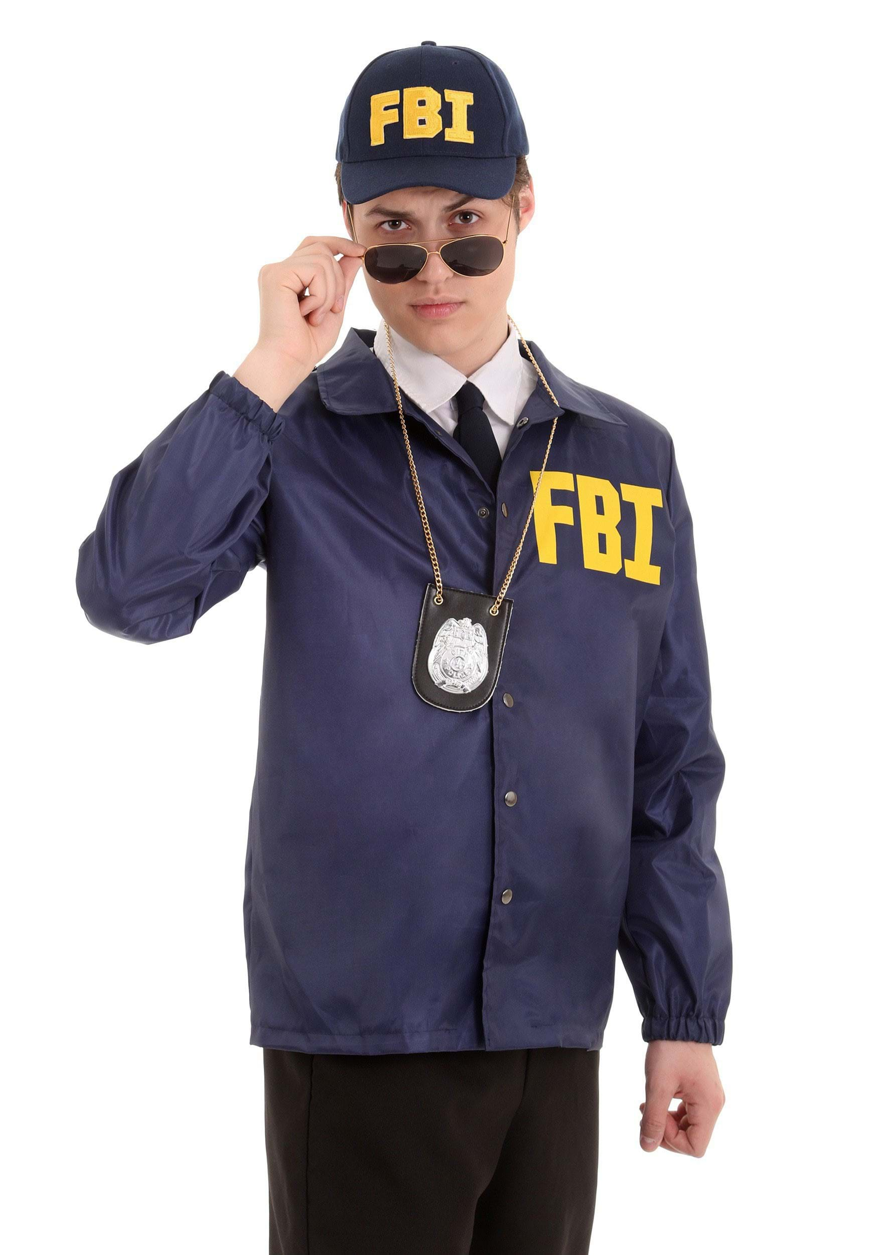 sc 1 st  Halloween Costumes : fbi costume for men  - Germanpascual.Com