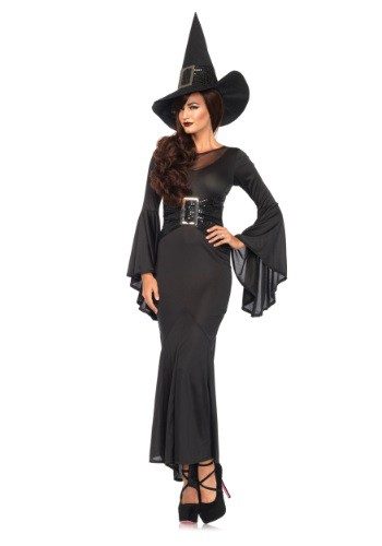 Click Here to buy Wickedly Sexy Witch Costume from HalloweenCostumes, CDN Funds