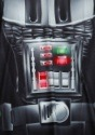 Star Wars Vader Attire White Sublimated T-Shirt