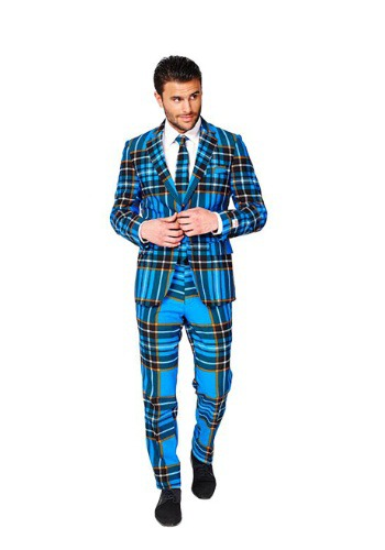 Mens OppoSuits Scottish Suit