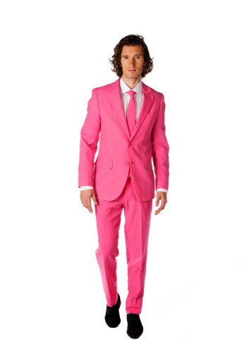 Men's Opposuits Pink Suit