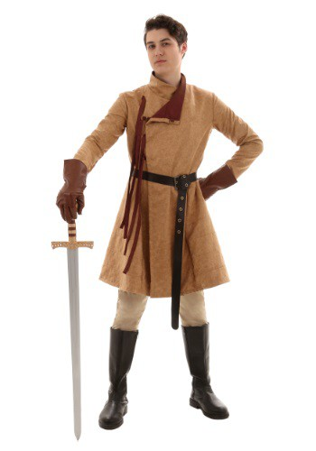 Plus Size Men's Renaissance Coat By: Fun Costumes for the 2015 Costume season.